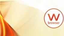 Ra mắt WADA Browser: Trình duyệt di động gọn nhẹ, đa tính năng