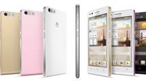 MWC 2014: Huawei trình làng smartphone Ascend G6
