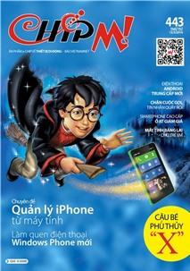 Mục lục Tạp chí e-CHÍP Mobile số 443 (Thứ Tư, 12/3/2014)