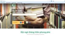 Ra mắt website giáo dục trực tuyến Zuni.vn