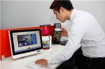 Làm việc hiệu quả cùng AIO IRISS và tablet Intel IRISS
