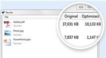 NXPowerLite Desktop 6: Nén nhỏ file PDF, văn bản đến 90%