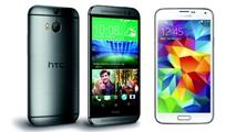 5 tính năng HTC One M8 hơn Samsung Galaxy S5
