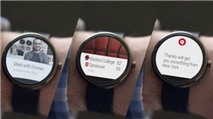 Tham vọng Android Wear
