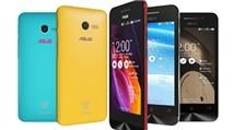 Bộ ba điện thoại chụp ảnh mới từ ASUS