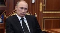 """Putin kêu gọi dân Nga """"tẩy chay"""" công cụ tìm kiếm Google"""