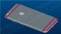 iPhone 6 chỉ mỏng 6mm