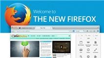 "Firefox 29 Final: ""Lột xác"" giao diện"