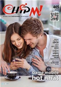 Mục lục Tạp chí e-CHÍP Mobile số 465 (Thứ Tư, 13/8/2014)