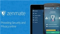 ZenMate Security & Privacy VPN: Lướt web ẩn danh trên mobile