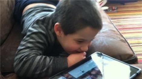 iPad: Tuổi thơ đánh mất?
