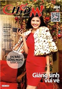 Mục lục Tạp chí e-CHÍP Mobile số 484 (Thứ Tư, 24/12/2014)