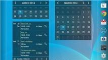 Month: Widget lịch tháng âm/dương cho Android