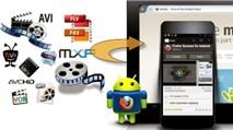 Video Converter Android: Tối ưu dung lượng video