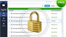 Anvi Folder Locker Free v1.0: Khóa, bảo vệ file, thư mục quan trọng