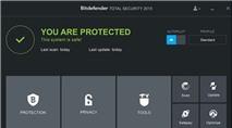 [Tải Ngay Kẻo Lỡ] Miễn phí 6 tháng bản quyền Bitdefender Total Security 2015
