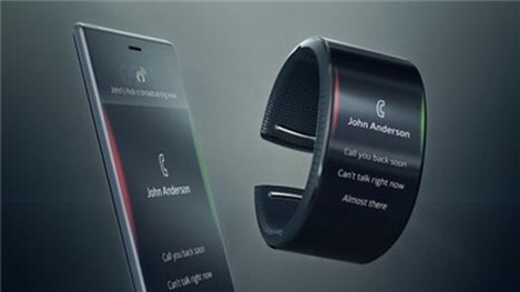 Smartphone đeo tay