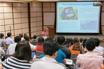 NUS báo cáo tuyển ứng viên học và làm việc Business Software