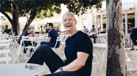 Tim Cook và triết lý Apple