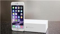 iPhone 6 chính hãng giảm giá gần 1 triệu đồng