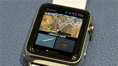 Cuộc đua Apple Watch Game