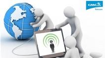 CMC Telecom mạnh tay tăng băng thông Internet quốc tế