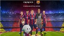 OPPO hợp tác cùng Barca