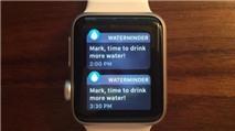 Một tháng với Apple Watch