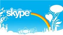 Sử dụng Skype trên nền web
