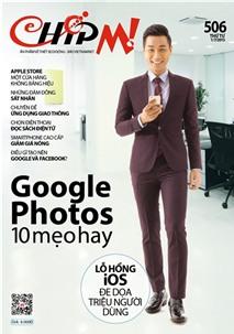 Mục lục Tạp chí e-CHÍP Mobile số 506 (Thứ Tư, 1/7/2015)
