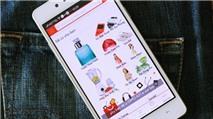 Sendo ra mắt ứng dụng mua sắm trên điện thoại
