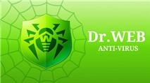"""Dr.Web Anti-Virus 10: Diệt virus cho người dùng """"tay mơ"""""""
