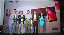 ASUS trình làng loạt tablet ZenPad tại Việt Nam