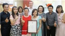 Vietnamobile nhận chứng nhận toàn cầu từ ACCA