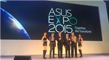 Khai mạc Triển lãm công nghệ ASUS Expo 2015