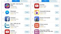MoMo vào Top 10 ứng dụng miễn phí trên App Store VN