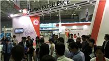 Taiwan Excellence góp mặt tại Vietnam Expo 2015