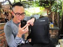 'Phượt' cùng smartphone 2 sim Bavapen B505