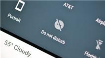 Cấu hình tính năng Do not disturb trên Android 6