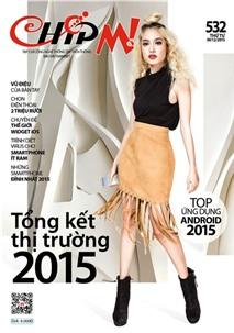 Mục lục Tạp chí e-CHÍP Mobile số 532 (Thứ Tư, 30/12/2015)