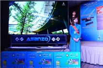 Ra mắt tivi Asanzo màn hình 100 inch Ultra HD 4K