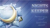 Nights Keeper: Tự động chuyển điện thoại sang chế độ im lặng theo lịch