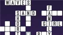 """One Clue Crossword - """"Đuổi hình bắt chữ"""" tiếng Anh"""