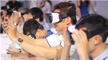 Người dùng Việt đã có thể trải nghiệm kính thực tế ảo Samsung Gear VR