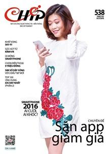 Mục lục Tạp chí e-CHÍP Mobile số 538 (Thứ Tư, 16/3/2016)