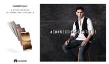 Lionel Messi là đại sứ thương hiệu Huawei toàn cầu