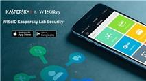 Ra mắt ứng dụng WISeID Kaspersky Lab Security