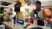 Philips Mobile giới thiệu công nghệ SoftBlue và ra mắt 3 sản phẩm mới
