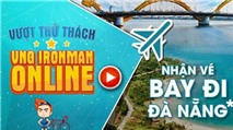 Ra mắt chuỗi sự kiện VNG Ironman 70.3 Việt Nam Online