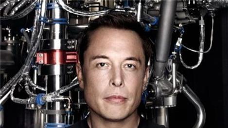 """Elon Musk - """"Người ngoài hành tinh"""""""